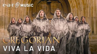 Photo of Gregorian «Viva La Vida» (Official Music Video) – Album out November 22nd